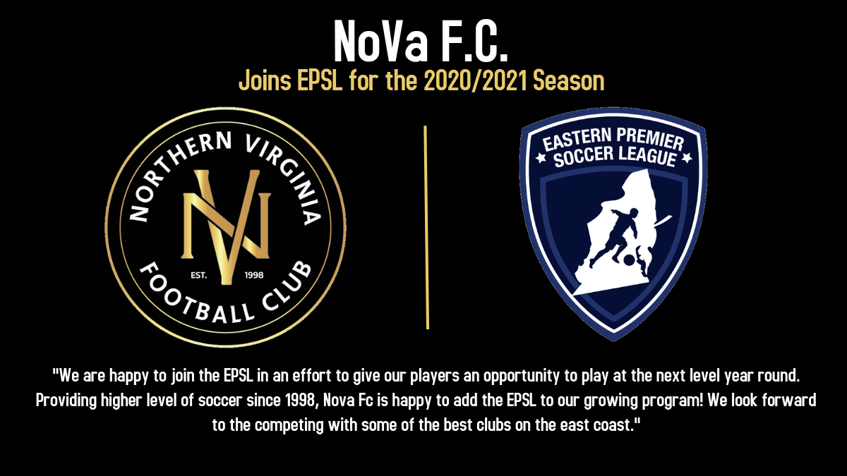 EPSL Welcomes Northern Virginia FC